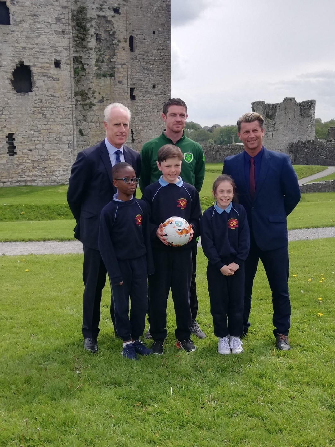 Our Day at the FAI AGM – by Bobby Gaffney 4th class